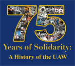 75 years of the UAW