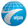 Air Line Pilots Association (A.L.P.A. Logo image)